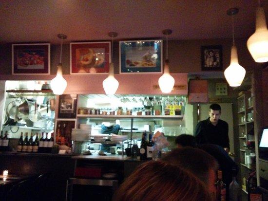 Piccola Cucina: el bar