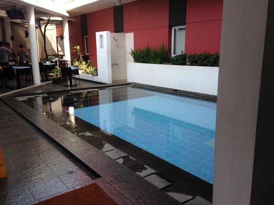 Amaris Hotel Cimanuk: Breakfast area