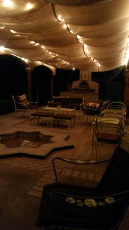 Casa Rondena Winery: Cozy Seating