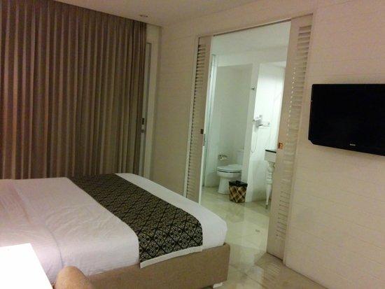 Astana Pengembak Suite Apartment & Villa: Bedroom villa