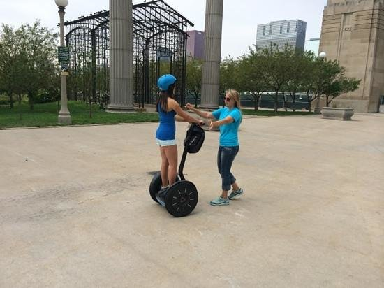 Steve's Segway Tours: Segway training made easy!