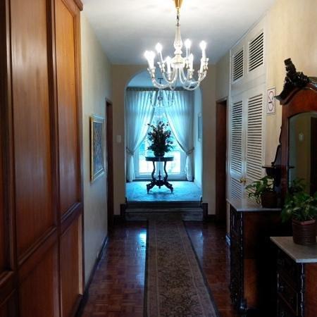 Hotel San Carlos: Pasillo, piso 1