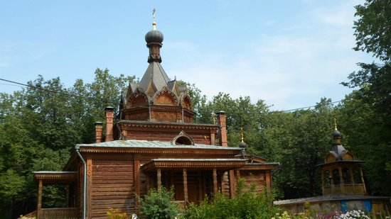 The Church of St. Tikhon