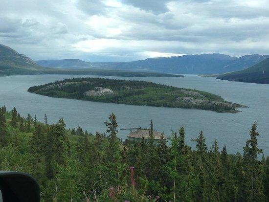 Tutshi Lake Panoramic View Picture Of Alaska Travel Adventures Skagway Tripadvisor
