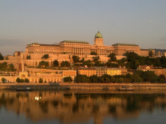 InterContinental Budapest: From my Room - Morning view