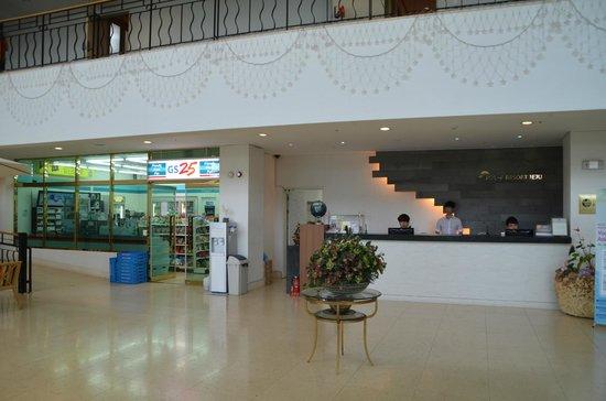 Jeju Wonder Resort: магазинчик