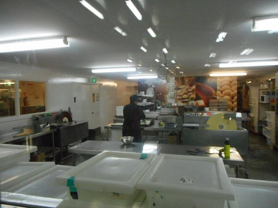 Margaret River Chocolate Company: Inside the chocolate making room