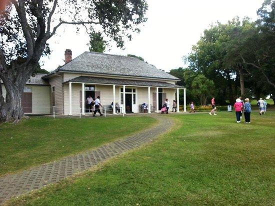 Waitangi Treaty Grounds: Waitangi Treaty House