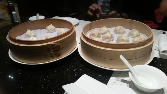 Din Tai Fung (Shanghai New World) : les ravioles