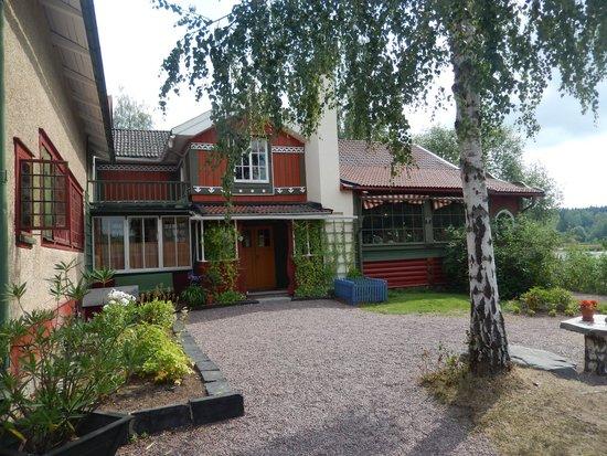 Carl Larsson-garden: Carl Larsson Home