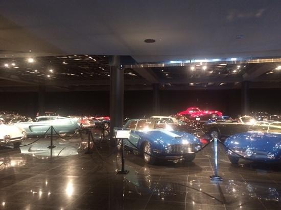Blackhawk Museum: Cars!