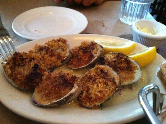 City Crab & Seafood Company : Clams