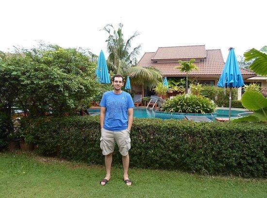Kata Lucky Villa & Pool Access: c'est moi :)