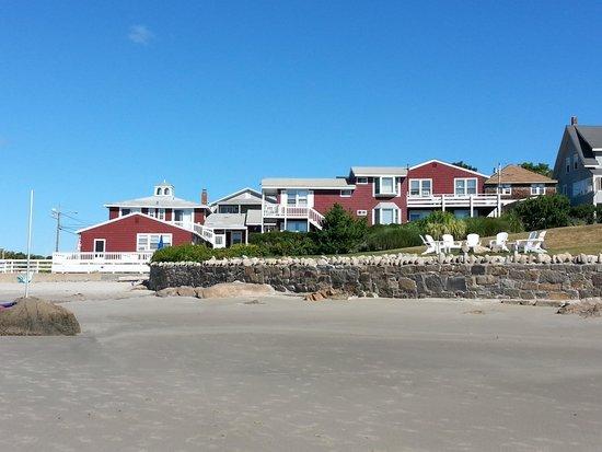Good Harbor Beach Inn The Motel From