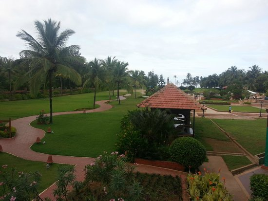 Kenilworth Resort & Spa: view from room