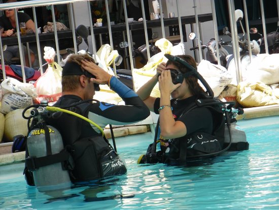 Super Divers: Learning