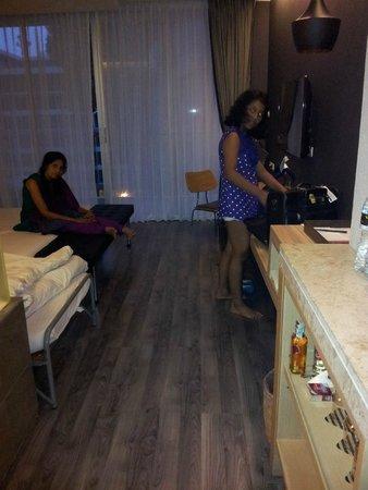 Hotel Vista Pattaya: Room