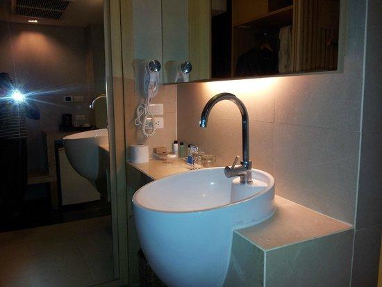 Hotel Vista Pattaya: Wash Room