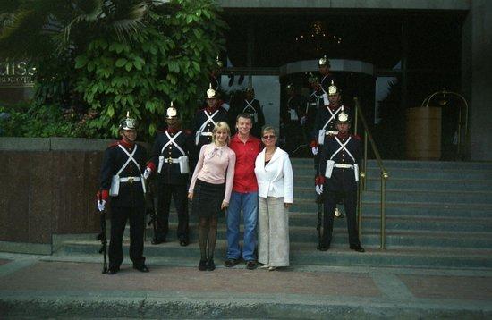 NH Collection Bogota Royal Teleport : приём в отеле