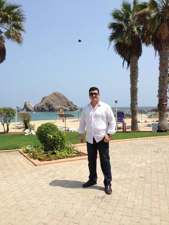 Sandy Beach Hotel & Resort: me there :)