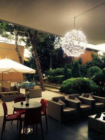 Hotel Mioni Royal San: Lovely spot