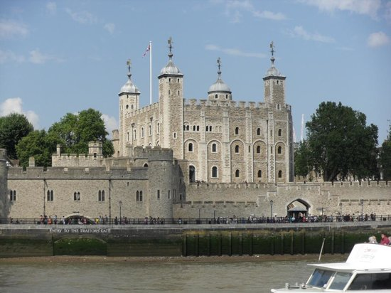 Thames River Boats: Views you only get from the Thames