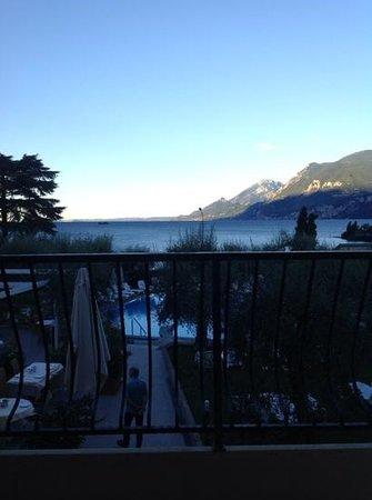 Hotel Baia Verde: vista dalla camera 116