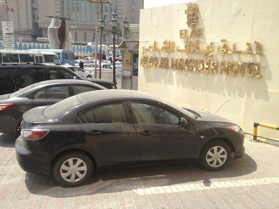 Elaf Ajyad Hotel : سيارتي