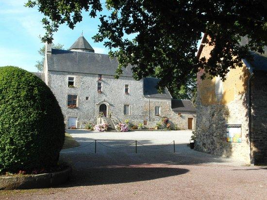 Il Manoir de la Foulerie - facciata d'ingresso