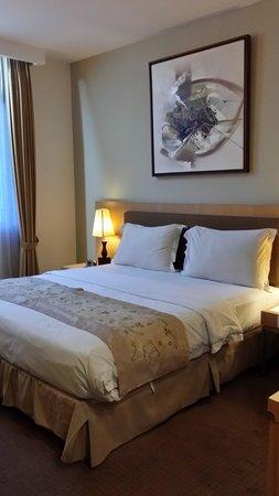 Grand Serela Setiabudhi : Room outlook
