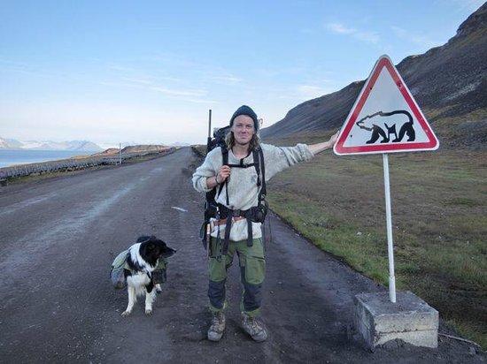 Longyearbyen, Noruega: Jakob