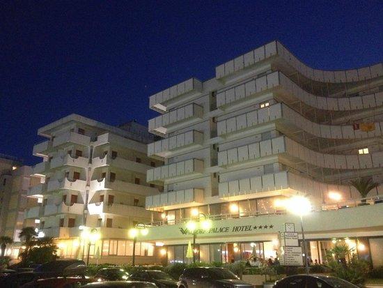 Hotel Alexander : Hotel view