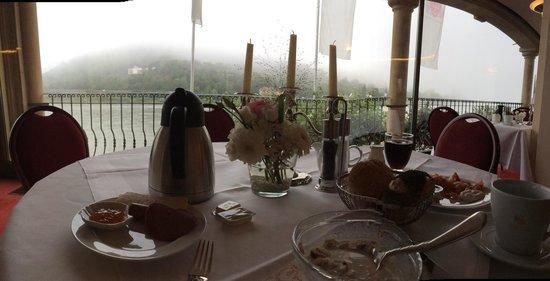 Rheinhotel Schulz: Frühstück