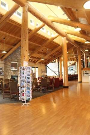 Grande Denali Lodge: Main Reception