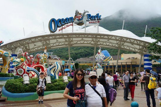 Ocean Park: .