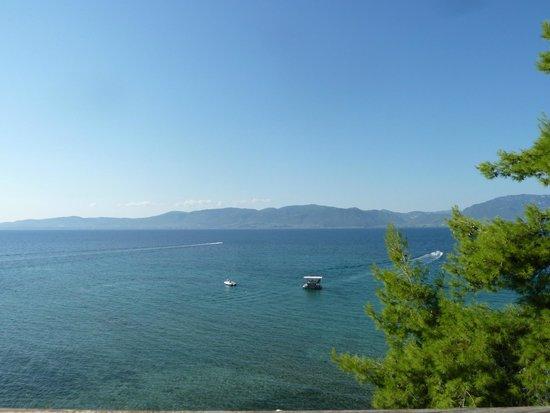 Club Med Gregolimano: vue 2