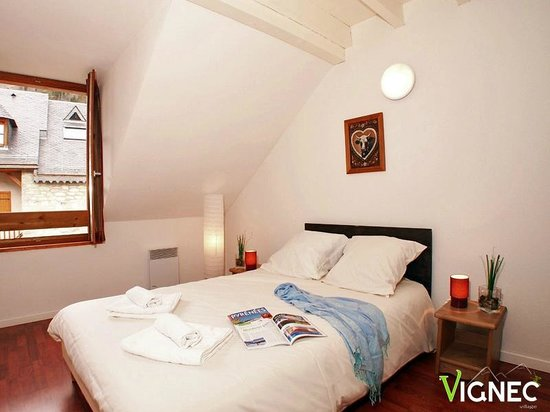 Residence Village Vignec : CHAMBRE