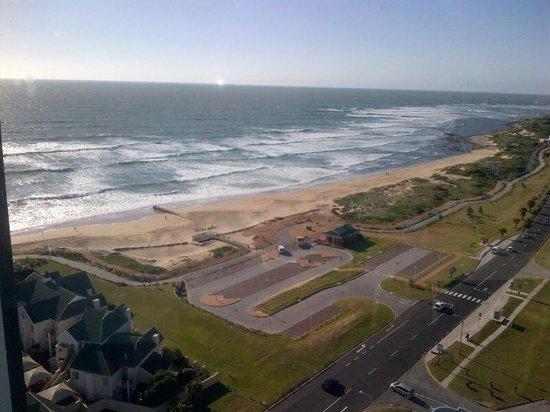 Radisson Blu Hotel, Port Elizabeth: The view from my room