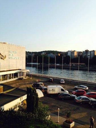 Alliance Hotel Liege - Palais des congres : Hotel frontage