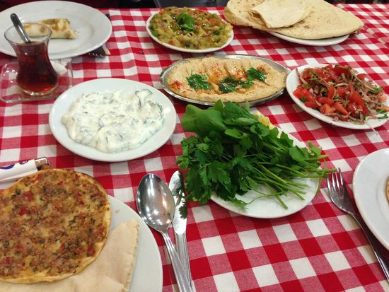 Photo of BBQ Joint Musa Ustam Ocakbasi at Istaiklal Caddesi, Kuafor Pazari, Istanbul, Turkey