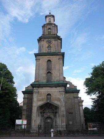 Holy Trinity Cathedral: Колокольня