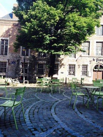Alliance Hotel Liege - Palais des congres : Liege town centre
