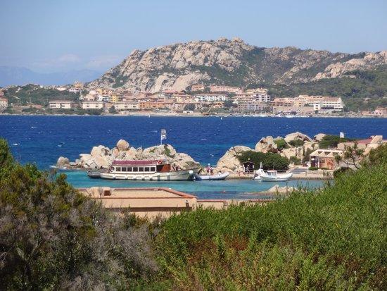 Clubviaggi Resort Santo Stefano: panorama