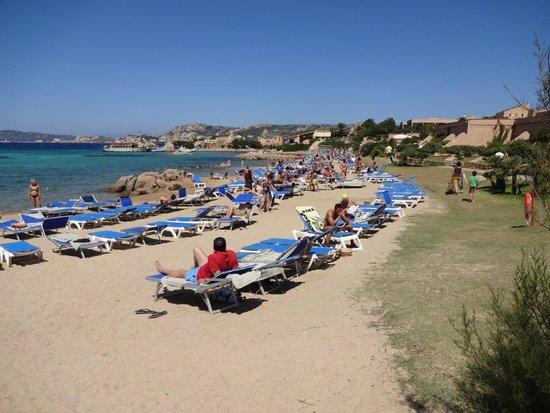 سانتو ستيفانو كلوب فياجي مادالينا: spiaggia