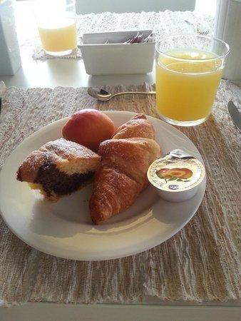 Porthotel Calandra: Colazione