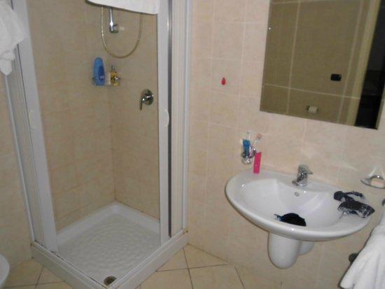 Porthotel Calandra: Bagno