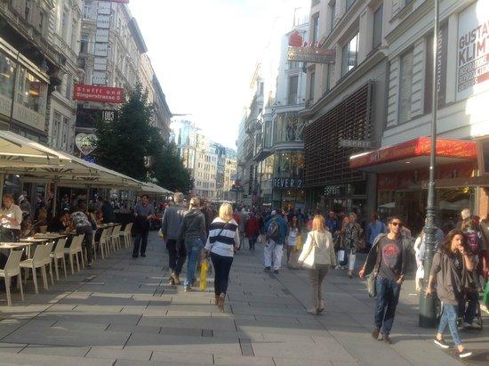 Historisches Zentrum von Wien: Old town Vienna