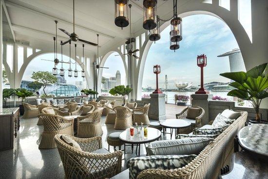 The Fullerton Bay Hotel Singapore: The Clifford Pier (Alfresco)