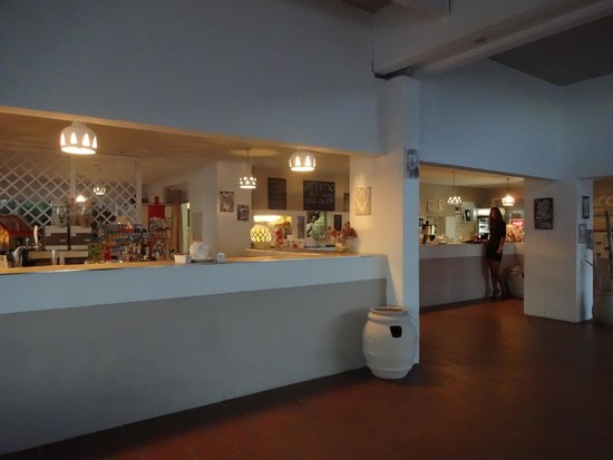 سانتو ستيفانو كلوب فياجي مادالينا: lounge