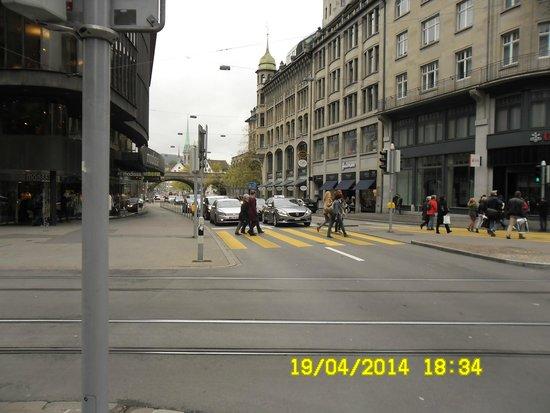 Bahnhofstrasse : ЦЮРИХ